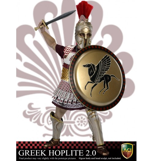 ACI TOYS 1/6 Greek Hoplite 2.0 Power Set - Version B (ACI772B)